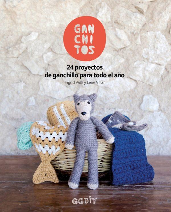 Libro de ganchillo Ganchitos 20 proyectos