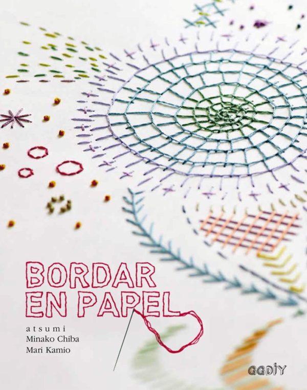 Libro Bordar en papel (portada)