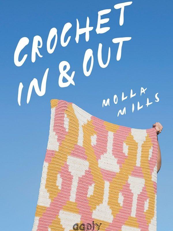 Libro de Crochet in and out 35 proyectos para casa y al aire libre