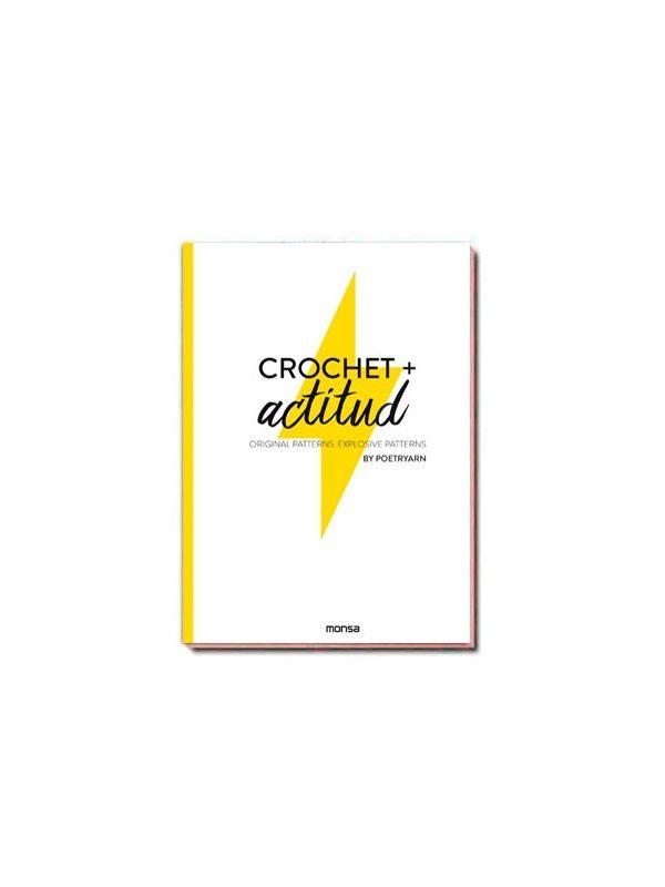 Libro Crochet más Actitud (portada)