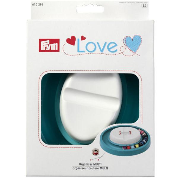 Organizador de costura para agujas y canillas Multi, de la serie Prim Love