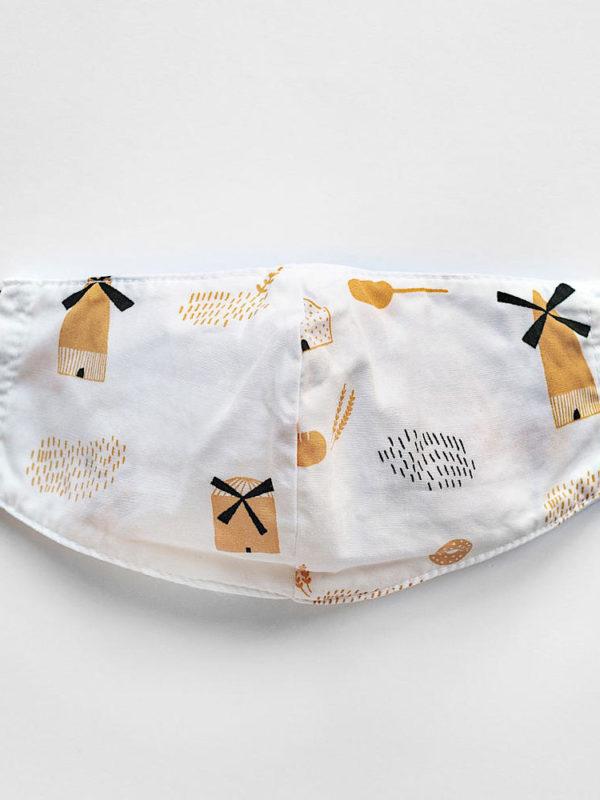 Telas para mascarillas anti covid-19 lavables, higiénicas, aithumedad y antibacterianas