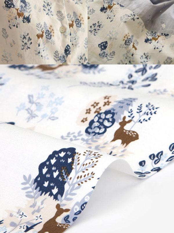 Compra en la tienda online de telas creativas CraftyLu esta Tela de algodón Harmony, de Daily Like