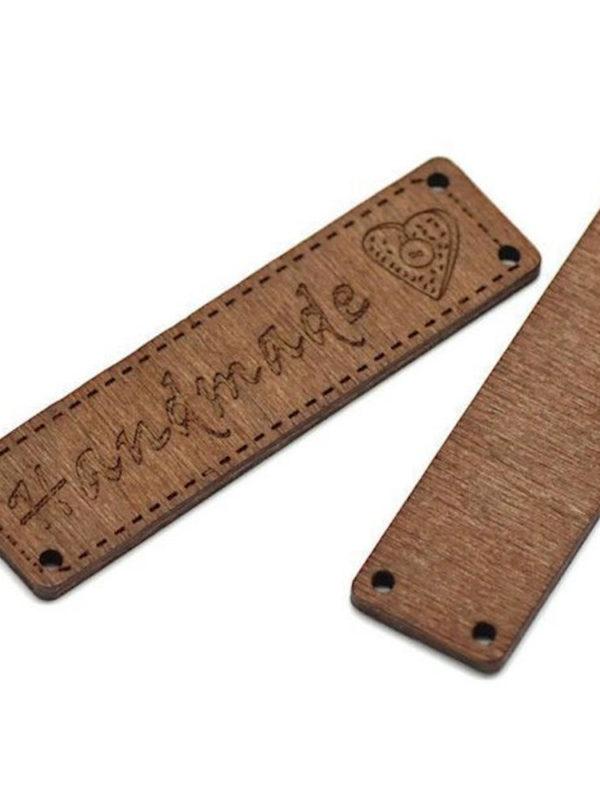 Chapa de madera aplicación de madera HandMade