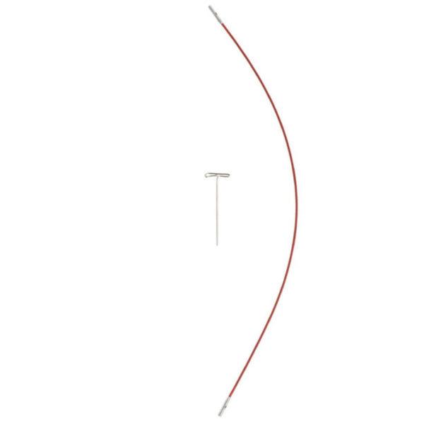 Cable para agujas de tejer TWIST Red Cable MINI, de ChiaoGoo