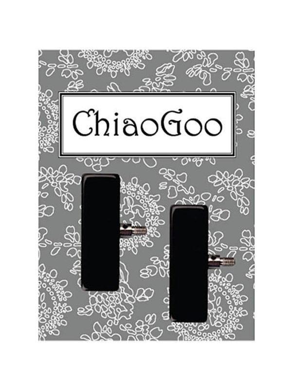 Topes para cables de agujas de tejer ChiaoGoo
