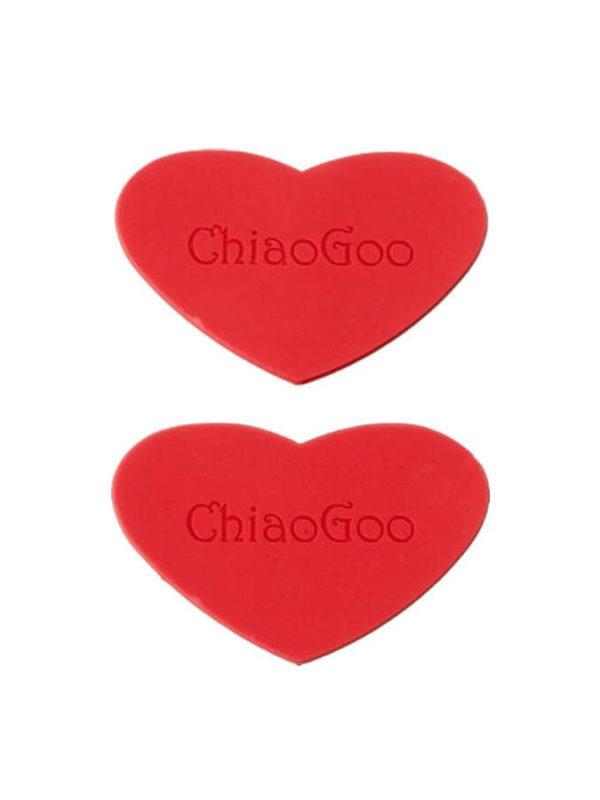 Rubber Grippers corazones de goma para atornillar puntas, de ChiaoGoo