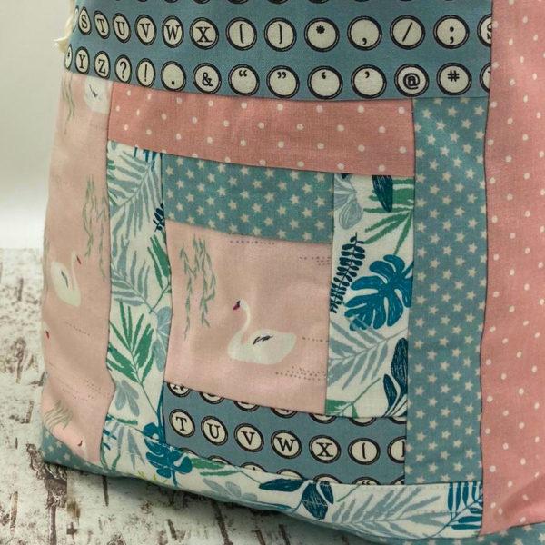 Bolsa hecha a mano, única y exclusiva, de la Colección CraftyLy