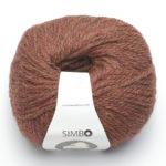 Ovillo Lanas Simbo Oxido (color 1605)