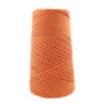 Ovillo algodón peinado Naranja