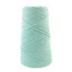 Ovillo algodón peinado Verde Mint