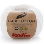 Fair Cotton color 1 blanco