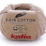 Fair cotton color 12 sepia