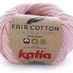 Fair cotton color 13 rosa claro
