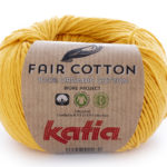 Fair cotton color 20 amarillo