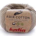 Fair cotton color 23 marrón corzo