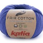 Fair cotton color 24 azul noche