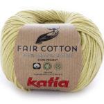 Fair cotton color 34 pistacho