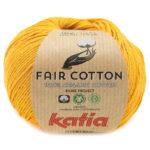 Fair cotton color 37 mostaza