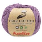 Fair cotton color 39 malva oscuro