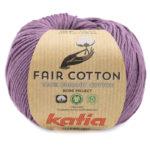 Fair cotton color 40 malva claro
