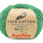 Fair cotton color 42 verde botella