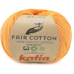 Fair cotton color 43 naranja pálido