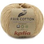 Fair cotton color 45 marrón claro