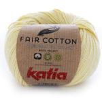 Fair Cotton color 7 amarillo pálido