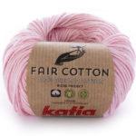 Fair cotton color 9 rosa