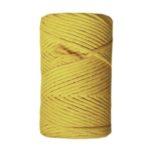 Urdimbre Casasol 3 mm amarillo pálido
