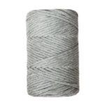 Urdimbre Casasol 3 mm gris plata