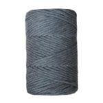 Urdimbre Casasol 3 mm gris plomo
