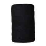 Urdimbre Casasol 3 mm negro