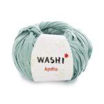 Washi 129 verde blanquecino